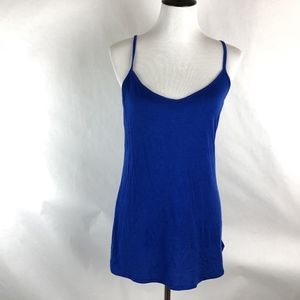 NWT Old Navy Blue Tank Top Blouse